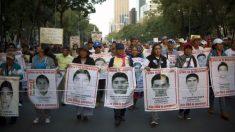 """Liberan a acusado de muerte de 43 estudiantes en México: """"Nunca encontrarán, los hicimos polvo"""", dijo"""