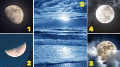 La luna que elijas revelará mucho sobre tu personalidad