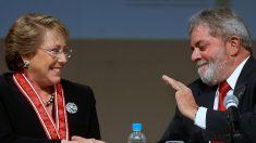 Testigo confiesa que financió campaña de Bachelet por orden de Lula