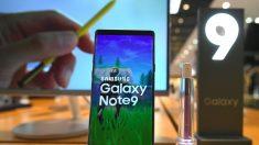 [VIDEO] Un Samsung Galaxy Note 9 se incendia sorpresivamente dentro de un centro comercial