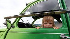 Niña de 2 años mata a su madre por accidente con la ventanilla del auto