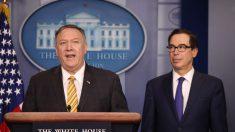 Estados Unidos endurece sanciones contra grupos terroristas