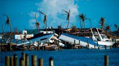Potencial ciclón se acerca a una devastada Bahamas