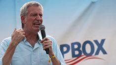 Poca intención de voto empuja a Bill De Blasio a retirar su candidatura demócrata para presidenciales
