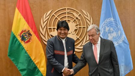 Bolivia se quema y Evo Morales se abandera héroe ambiental en la ONU