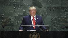 Trump declara en la ONU que el 'espectro del socialismo' es una seria amenaza para el mundo