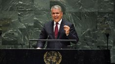 Duque presenta pruebas en la ONU de que la dictadura de Maduro es parte del terrorismo transnacional