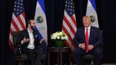 EE.UU. dona lancha a la Armada de El Salvador para lucha contra narcotráfico