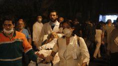 Incêndio atinge hospital no Rio e pacientes são retirados às pressas