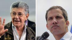 Guaidó aparece junto a controvertido exchavista y añade confusión al panorama político venezolano