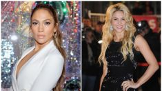 Jennifer Lopez y Shakira darán sabor latino al medio tiempo de Super Bowl