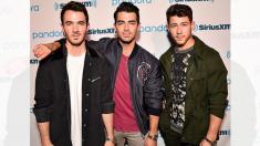Los Jonas Brothers cumplen el sueño de fan hospitalizada con cáncer que no pudo asistir al concierto