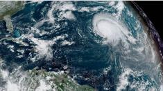 Potente huracán Lorenzo ahora es el más poderoso en amenazar la islas Azores y noreste del Atlántico
