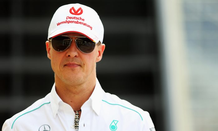 Michael Schumacher ganó siete Campeonatos Mundiales de Fórmula Uno. (Mark Thompson/Getty Images)
