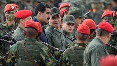 Tribunal Geral da UE nega apelo de Maduro contra sanções para compra de armas