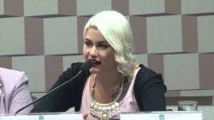 Sara Winter fala sobre silêncio das feministas no caso Heloísa Bolsonaro