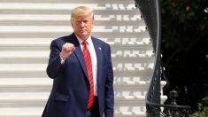 """Trump: Los demócratas """"están tratando de detenerme porque yo estoy luchando por usted"""""""
