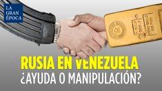 ¿Puede Putin ayudar a Venezuela?