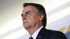 Extienden internación de Bolsonaro hasta el martes por complicaciones