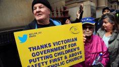 Igreja pagará 1 milhão de dólares australianos a vítima de padre pedófilo