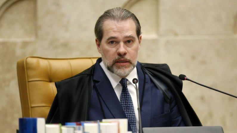 Presidente do STF, ministro Dias Toffoli (Rosinei Coutinho/SCO/STF)