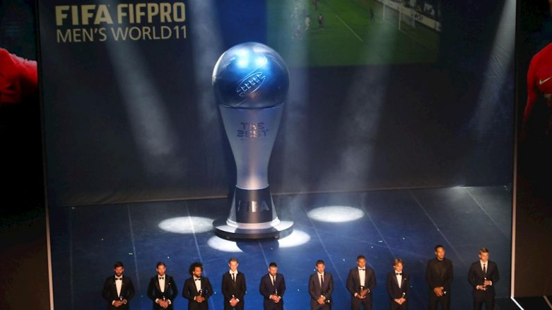 The Best FIFA Football Awards 2019 (Foto: EFE/EPA/MATTEO BAZZI)