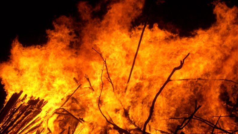 Incendio. Imagen de archivo. (Wikimedia)