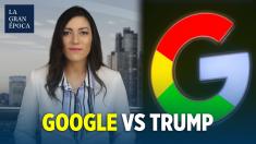 Google estaría intentando evitar la reelección de Trump