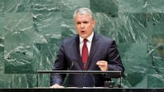 Na ONU, Duque acusa Venezuela de integrar rede internacional de terrorismo