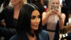 Kim Kardashian chora na TV ao receber diagnóstico de lúpus