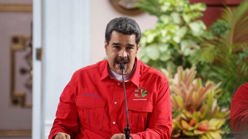 Nicolás Maduro (EFE / Rayner Peña / Arquivo)