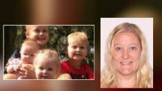 Florida: Arrestan a esposo luego de encontrar muertos a su esposa y sus cuatro hijos en Georgia