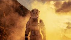 Marine asegura que protegió a 5 colonias de seres humanos en Marte durante 20 años