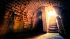 El misterioso sótano de su casa resultó ser un pasadizo secreto para liberar miles de esclavos
