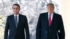 Trump prohíbe la entrada de ciudadanos no estadounidenses procedentes de Brasil por virus del PCCh