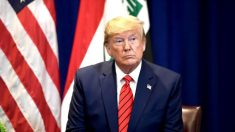 Trump cita a pastor que advierte sobre una 'fractura similar a una guerra civil' si es destituido
