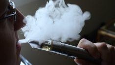 El vapeo daña los pulmones como lo haría un accidente industrial, señalan científicos