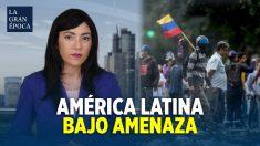 China, Rusia, Irán y Cuba están contribuyendo a la inestabilidad de América Latina