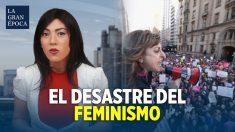 Mujeres deprimidas y sin familia: el desastre del feminismo