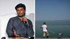 Renuncia a su trabajo en Google para limpiar lagos y estanques contaminados en su comunidad