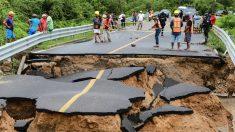 Narda se convierte en depresión tropical que amenaza la costa de Sonora, México