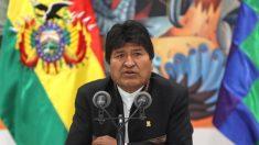 Bolivia pide a Colombia apoyo para verificar si una voz es la de Evo Morales