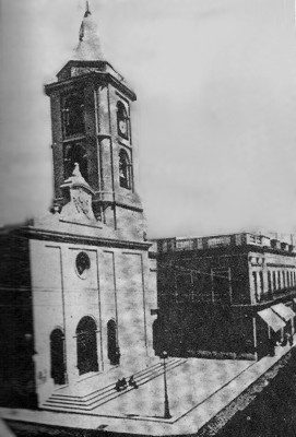 Iglesia San Nicolás de Bari siglo XVIII
