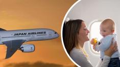 Polémico servicio de aerolínea señala asientos donde viajan los bebés: hay muchos pasajeros agradecidos