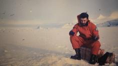 Dramático caso de médico que se practicó una autocirugía para salvar su vida en la Antártida