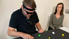 Novo dispositivo médico permite que pessoas cegas voltem a ver