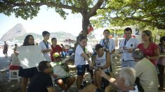 Alunos se mobilizam para ir à Olimpíada de Matemática na China