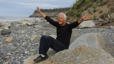 El secreto de la felicidad crónica a medida que envejece