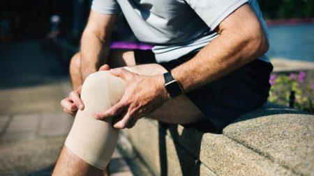 Las lesiones de rodilla en la adultez temprana están relacionadas con la osteoartritis