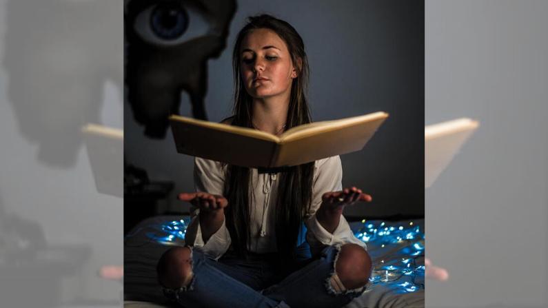 Levite objetos com a mente. Imagem ilustrativa (Domínio público / pxhere)